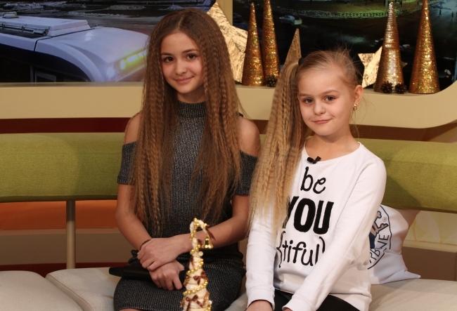 """O noua vedeta in devenire! Ana, sora Iulianei Beregoi, este revelatia episodului cu numarul 4, a serialului """"Lara"""". """"Da, va juca alaturi de mine, dar nu va fi sora mea."""" - VIDEO"""