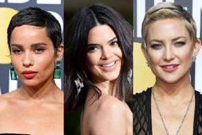 Ele au inceput anul cu dreptul. Actritele cu cele mai reusite machiaje si coafuri de la Golden Globes 2018 - GALERIE FOTO