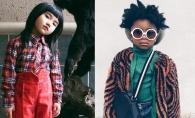 Au intre 3 si 8 ani, dar sunt cei mai cool fashion bloggeri. Ei sunt copiii fenomen din mediul online - FOTO