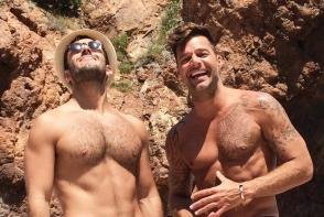 Ricky Martin s-a casatorit in secret cu un barbat cu 13 ani mai tanar decat el. Afla cine l-a cucerit - FOTO
