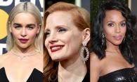 Au purtat bijuterii de sute de mii de dolari. Iata pentru ce accesorii au optat vedetele la Golden Globes 2018 - FOTO