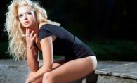 Alexandra Shine explica de ce nu are un iubit. Afla motivul pentru care blonda e singura - VIDEO