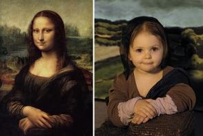 """Aplicatia """"Arts and Culture"""", de la Google, iti spune cu ce pictura faimoasa semeni cel mai bine - FOTO"""