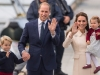 Kate Middleton, imbracata in roz. Sa fie un semn in legatura cu sexul bebelusului numarul 3? - FOTO