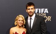 Prima imagine cu Shakira si Pique, dupa zvonurile ca s-au despartit. Vezi cum s-a pozat cuplul - FOTO