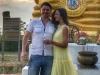 Olga Buzova si Timur Batrudinov, surprinsi in ipostaze tandre. Cei doi nu se mai ascund - FOTO