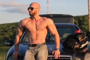 Ar putea cu usurinta sa-i faca concurenta lui Arnold Schwarzenegger. Uite prin ce transformare a trecut moldoveanul Vitalie Raducanu- VIDEO