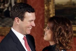 Inca o nunta regala in Marea Britanie. Cum arata inelul de logodna a Printesei Eugenie - FOTO