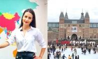 Amsterdamul, orasul cu peste 1 milion de biciclete! Diana Mocanu iti sugereaza cateva locatii memorabile pe care trebuie sa le vezi - VIDEO