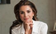 Tinuta sic, purtata de Regina Rania. Vezi cum si-a facut aparitia la cel mai recent eveniment - FOTO