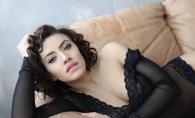 Nicoleta Nuca, in ipostaze incendiare pe scena unui club din Bucuresti. Vezi cat de sexy se misca interpreta - FOTO
