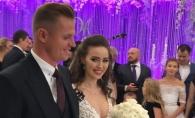 Un cunoscut designer de la noi, la nunta fostului sot al Olgai Buzova. Vezi imagini spectaculoase de la petrecere - VIDEO
