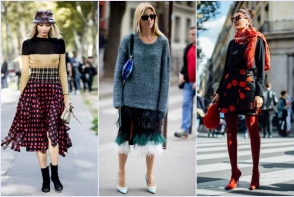 Iata care sunt fustele la moda pentru primavara-vara 2018. Tu pe care o alegi? - FOTO