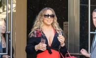 Dovada ca Mariah Carey este total lipsita de stil. Vedeta a fost din nou prinsa pe picior gresit - FOTO