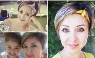 Vloggerita Victoria Tunc ofera sfaturi de viata fiicei sale: ¨Doar eu voi plange alaturi de tine...¨