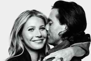 Gwyneth Paltrow a facut primele declaratii despre nunta sa. Actrita de 45 de ani planuieste ceva grandios cu logodnicul ei, Brad Falchuk - FOTO