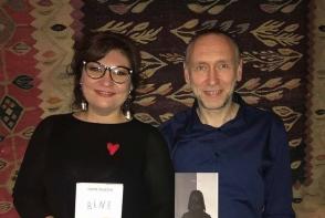Zina Zen si Guzun Igor si-au lansat cartile la Bucuresti. Natalia Barbu si Dara s-au numarat printre invitati la evenimentul literar - VIDEO