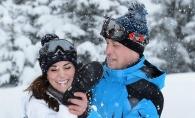 Sportul de iarna este cel mai eficient si la indemana antidepresiv. Frigul iti face bine, asa ca nu te mai feri de el - FOTO