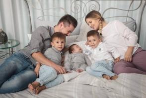 """Olga Manciu: """"Adevarul este: copiii sunt odihniti, iar noi nu am reusit sa intelegem mai nimic!"""". Tanara mamica vorbeste despre cea mai recenta vacanta, petrecuta alaturi de toata familia - FOTO"""