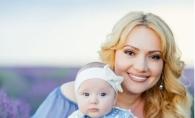 """Adriana Ochisanu, despre relatia fetitei sale cu taticul ei: """"Este lumina ochilor lui Sergiu. O iubeste la nebunie!"""". Vezi ce detalii curioase a dezvaluit artista - VIDEO"""