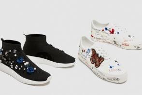5 tipuri de sneakers care vor fi la moda in 2018. Toti vor dori sa le poarte - FOTO