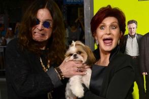 Sharon si Ozzy Osbourne au devenit bunici pentru a treia oara. Vezi cat de simpatica este nepoata lor - FOTO