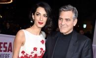 Amal si George Clooney au riscat enorm. Cuplul a tinut in casa un refugiat din Iraq si au investit 20 de milioane - FOTO