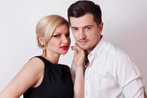 Fostul solist O-Zone, Radu Sirbu, sarbatoreste 20 ani de iubire: