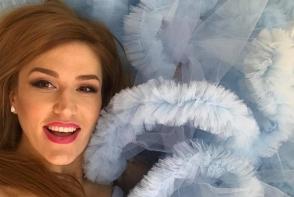 "Tatiana Heghea: ""Cu EL in burtica, ma simt si mai frumoasa!"". Tanara mamica este extrem de adorabila si gingasa pe ultima suta de metri cu sarcina - FOTO"