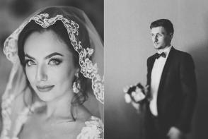 Istoria relatiei dintre prezentatoarea Pro TV, Suada Karkouki si sotul acesteia, Valeriu Burcovschi: