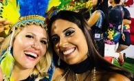 """Dianna Rotaru: """"Visul meu s-a implinit!"""". Interpreta are parte de o explozie adevarata de ritm si de culoare la Carnavalul de la Rio  - VIDEO"""