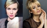 De Ziua Indragostitilor, Olia Tira si Natalia Gordienko au imbracat rochii de seara. Vezi cat de superbe s-au afisat la eveniment - FOTO