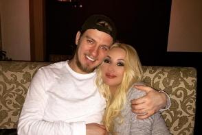Lera Kudreavteva, goala, sarutandu-se pasional cu sotul sau! Iata ce fotografii a publicat vedeta din Rusia, pe retelele de socializare - FOTO