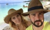 Pasha Parfeni si Iuliana Scutaru, provocati la un test. Afla cat de bine se cunosc unul pe celalalt - VIDEO