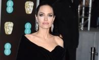 Angelina Jolie, o aparitie coplesitoare pe covorul rosu. Cum s-a afisat la premiile BAFTA - FOTO