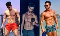 Top 3 modele masculine din Moldova! Sunt sexy si burlaci, iar femeile din intreaga lume ii adora - FOTO