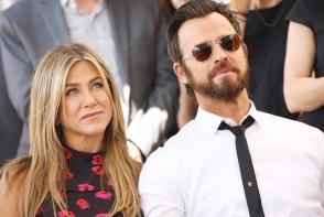 Noi detalii socante din cuplulul Aniston-Theroux! Se stie ca Justin Theroux nu voia sa se casatoreasca cu Jennifer Aniston - FOTO