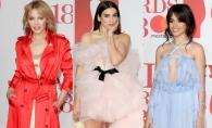 BRIT Awards 2018 a excelat in aparitii spectaculoase. Vezi tinutele vedetelor care au impresionat - FOTO