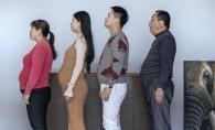 Membrii unei familii si-au propus sa slabeasca in acelasi timp. Dupa 180 de zile de dieta rezultatele sunt uluitoare - FOTO