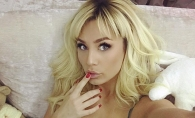 Natalia Gordienko, cu o silueta de invidiat, dupa ce a nascut! Uite ce forme apetisante are artista - VIDEO