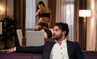 Un model sexy s-a dezbracat in bratele lui Pepe. Moldoveanca a renuntat la inhibitii si la sutien in timpul filmarilor - VIDEO