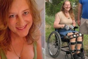 O femeie se roaga de medici sa o ajute sa ramana paralizata. Afla-i povestea incredibila - VIDEO