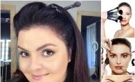 """""""Tendintele acestui sezon sunt simplitatea, stralucirea si prospetimea!"""". Dika Cheptine te invata cum sa devii un make-up artist profesionist - FOTO"""