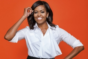 Michelle Obama, aparitie chic la un eveniment.  A uimit pe toti cu noul sau stil vestimentar - FOTO