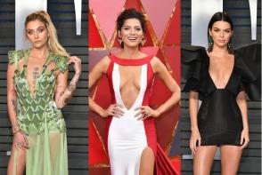 Cele mai indraznete aparitii de la Oscar 2018. Vedetele care nu s-au sfiit sa se dezgoleasca - FOTO