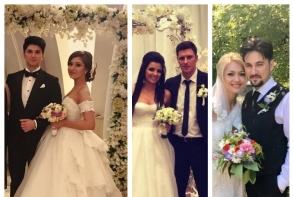 Vedetele de la noi, in ziua nuntii! Cum au aratat acestea in cea mai importanta zi din viata lor - GALERIE FOTO