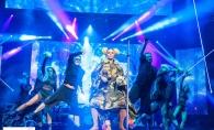 Delia, show senzational la Chisinau! Artista a sustinut un spectacol exploziv, cu multa lumina si culoare- FOTO