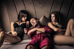 Sexul in 3, solutia pentru imbunatatirea relatiei unui cuplu? Afla care sunt argumentele pro si contra - FOTO