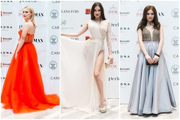Au stralucit pe covorul rosu exact ca la Hollywood! Ce tinute sofisticate au purtat invitatii la Oscar Perfect Party - VIDEO