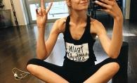 Un fost model Victoria's Secret a ajuns piele si os. I s-a spus ca trebuie sa mai slabeasca - FOTO